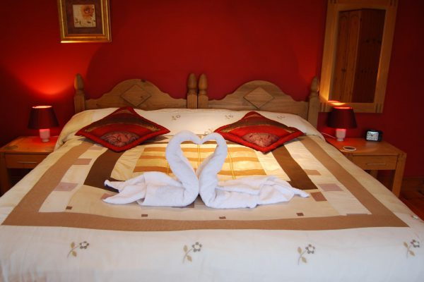 Romantic Double Room, Westport, Ireland